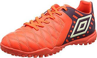 Medusæ Club Football Coral EU Winter 44 Umbro Homme Fiery Rouge Bloom TF Chaussures II White de Tqqnd4B
