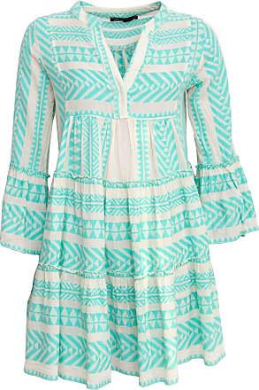 Devotion Short Aztek Ella Dress Mint - XS