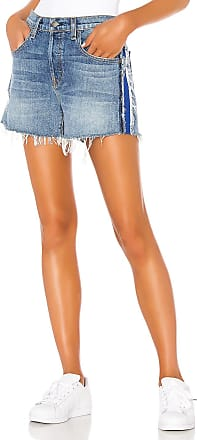 Hudson Jade Boyfriend Short in Night Tide