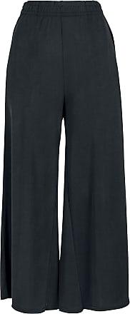 Urban Classics Ladies Modal Culotte - Stoffhose - schwarz