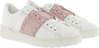 Valentino Sneakers - Rockstud Sneakers White Rose - white - Sneakers for ladies