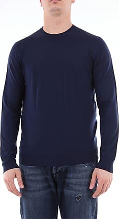 Drumohr Crewneck Navy blue