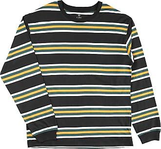 Zine Newbie Stripe Long Sleeve T-Shirt green