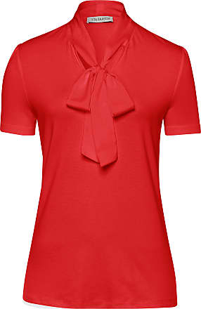 Uta Raasch Top - long sleeves Uta Raasch red
