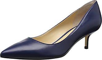 Ivanka Trump Womens ATHYNA, Navy Leather, 9.5 M US