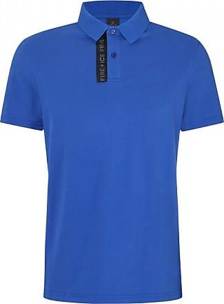 Bogner Fire + Ice Ramon Polo shirt for Men - Azure blue