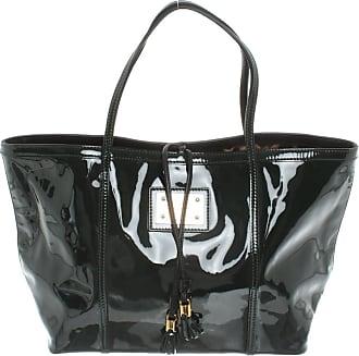 Dolce & Gabbana gebraucht - Dolce & Gabbana-Shopper aus Lackleder in Grün - Damen - Lackleder