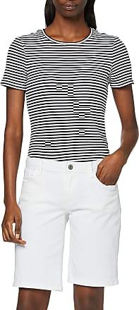 EDC by Esprit Womens 047CC1C011 Shorts, White (White 100), 27W
