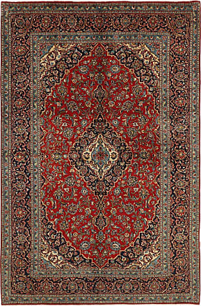 Nain Trading 297x194 Authentic Keshan Rug Dark Brown/Rust (Wool, Iran/Persia, Hand-Knotted)