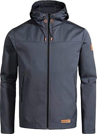 Vaude Redmont 1L Jacket Freizeitjacke für Herren | schwarz/grau/blau