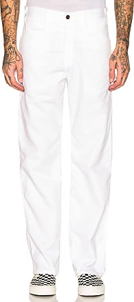 Dickies Relaxed Premium Painters Utility Pant in White