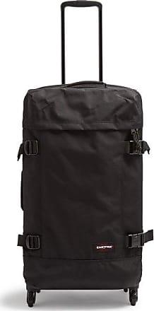 Eastpak Transverz L Large Canvas Suitcase - Mens - Black