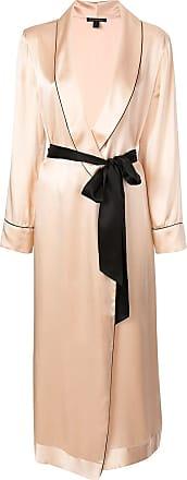 Kiki De Montparnasse Robe Amour de seda - Rosa