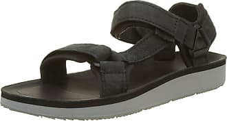 9b1955801286 Teva Womens Original Universal Premier Leather Sports and Outdoor Lifestyle  Sandal
