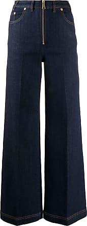 Baum Und Pferdgarten Calça jeans pantalona - Azul