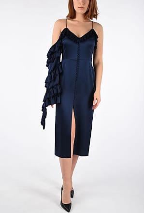Magda Butrym Silk Frilled Dress size 44