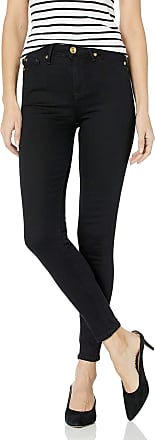 True Religion Womens Halle HIGH Rise Skinny Jeans, Black (2sb Body Rinse Black 2sb), W27/L29 (Size:27)