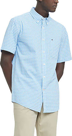 Classic Fit Tommy Hilfiger Navy Blazer XXL Short Sleeve Shirt
