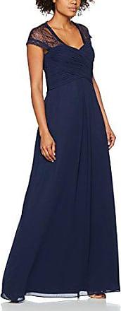 db731d0465b8ac Vera Mont Damen 2160/6000 Kleid, Violett (Blue Plum 9138), 40