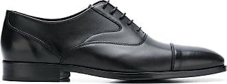 Paul Smith Sapato Oxford em couro - Preto