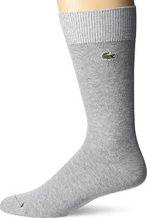 Lacoste Mens Sport Quarter Ped Sock with Croc
