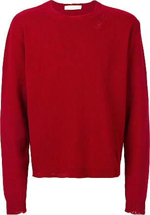 Golden Goose Suéter de tricô - Vermelho