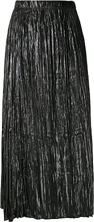 Uma Gonna midi Galena - Di colore nero