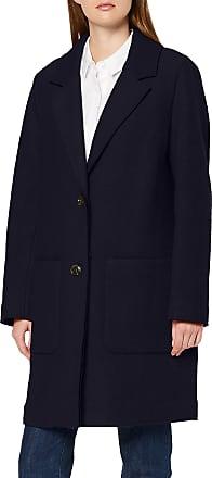 EDC by Esprit Womens 089cc1g022 Coat, Blue (Navy 400), Small