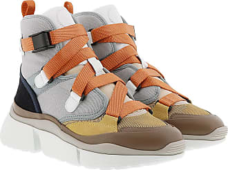 Chloé Sneakers - Sonnie High Top Sneakers Autumn Leaf - colorful - Sneakers for ladies