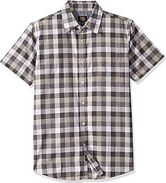 LEE Mens Camp Shirt