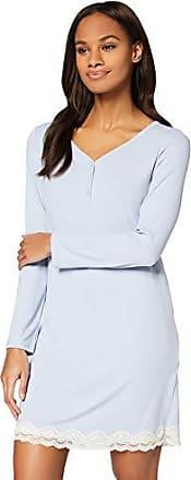 Schiesser Sleepshirt//Camicia da notte lillà maniche lunghe
