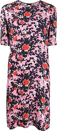 Marni Buds print tunic dress - PINK