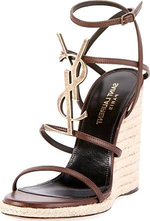 20f8f0263de Saint Laurent® Wedges − Sale: up to −75%   Stylight