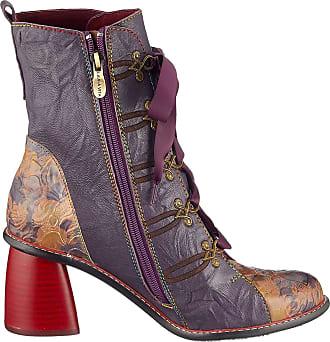 Laura Vita Evcao 01, Womens Ankle boots, (Violet Violet), 4.5 UK (38 EU)