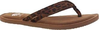 Yellow Box Divity Womens Sandal 9 B(M) US Cheetah