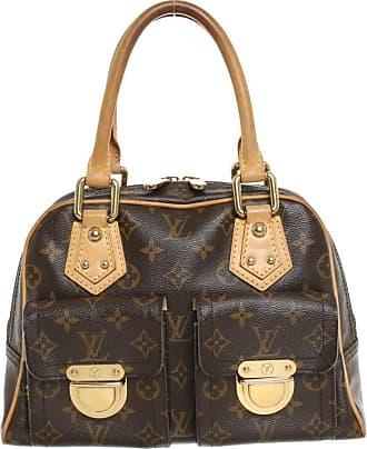 043b04e83b4ac Louis Vuitton gebraucht - Manhattan aus Canvas - Damen - Bunt   Muster -  Canvas