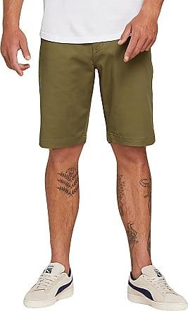 Volcom Frickin Modern Stretch - Chino Shorts für Herren - Grün d3eb118c6e