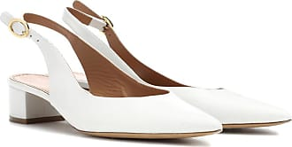 Mansur Gavriel Leather slingback pumps