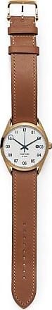 Tom Ford Automatik-Armbanduhr No. 002 gold/braun bei BRAUN Hamburg