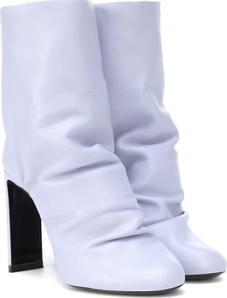 Nicholas Kirkwood DArcy 105 leather ankle boots