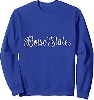 Venley Boise State BSU Broncos Womens NCAA Sweatshirt 01AMAG06