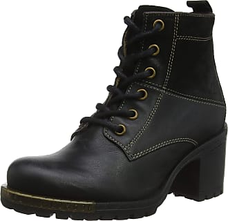 FLY London Womens LAST493FLY Ankle Boots, Black (Black 004), 2.5 UK (35 EU)