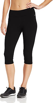 Jockey Womens Judo Legging, Deep Black, Large