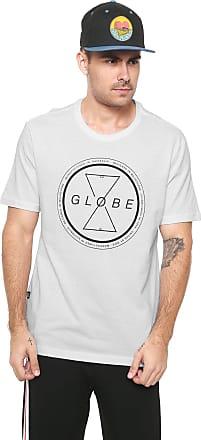 Globe Camiseta Globe Maresia Branca