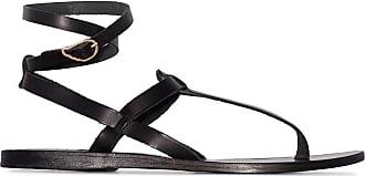 Ancient Greek Sandals Estia strappy sandals - Black