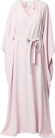 Ingie Paris Vestido pelerine com amarração frontal - Rosa