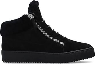 Giuseppe Zanotti Cole Sneakers Womens Black