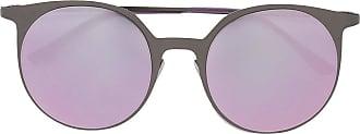 Italia Independent Óculos de sol redondo - Cinza