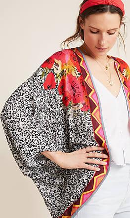 Bl^nk London Frances Floral Cocoon Kimono