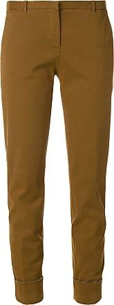 Fabiana Filippi chino trousers - Brown